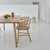 Dining Table One and Hardy Chair