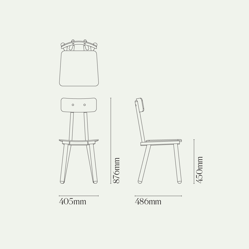Another Chair Diagram