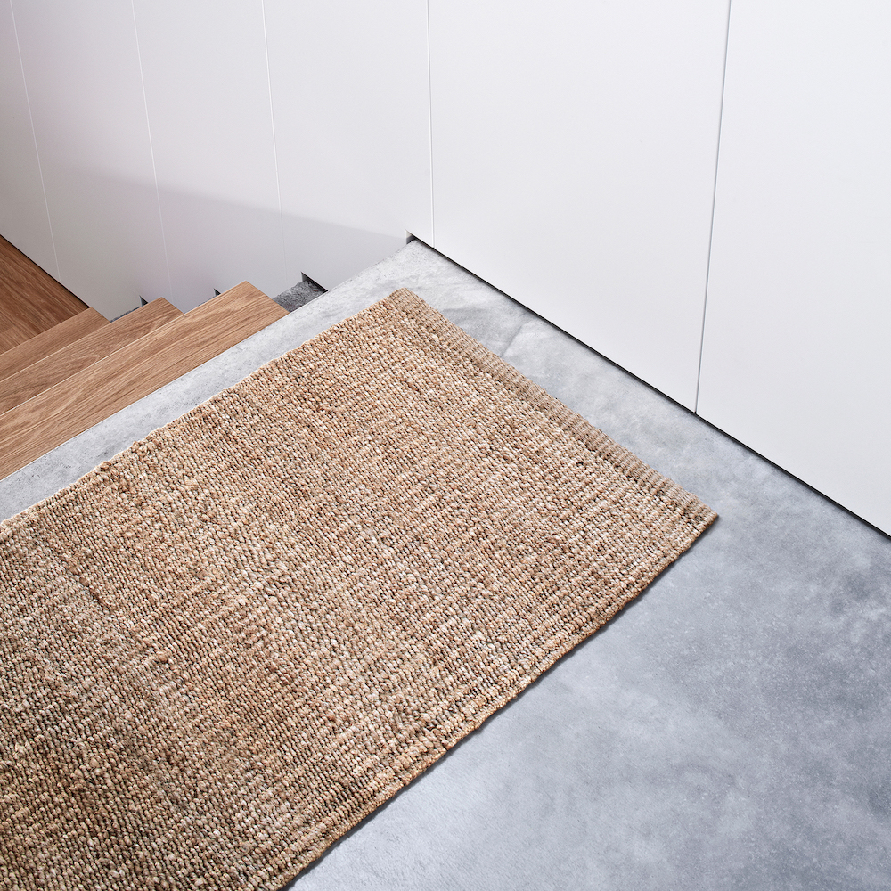 Another Country Nest Entrance Mat Natural Insitu 1