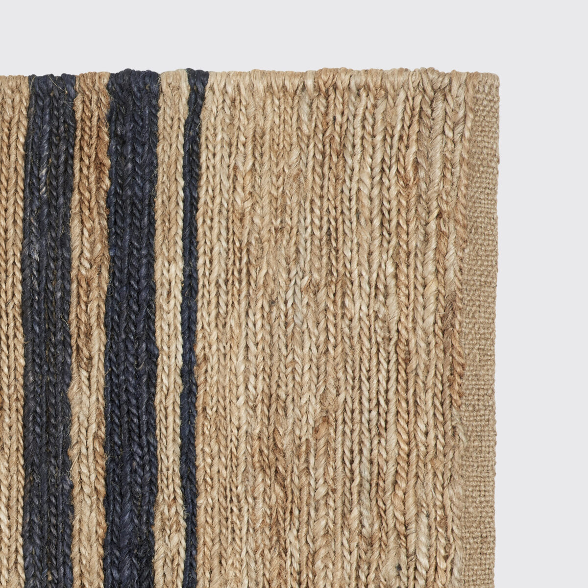 Another Country River Ticking Stripe Indigo 05