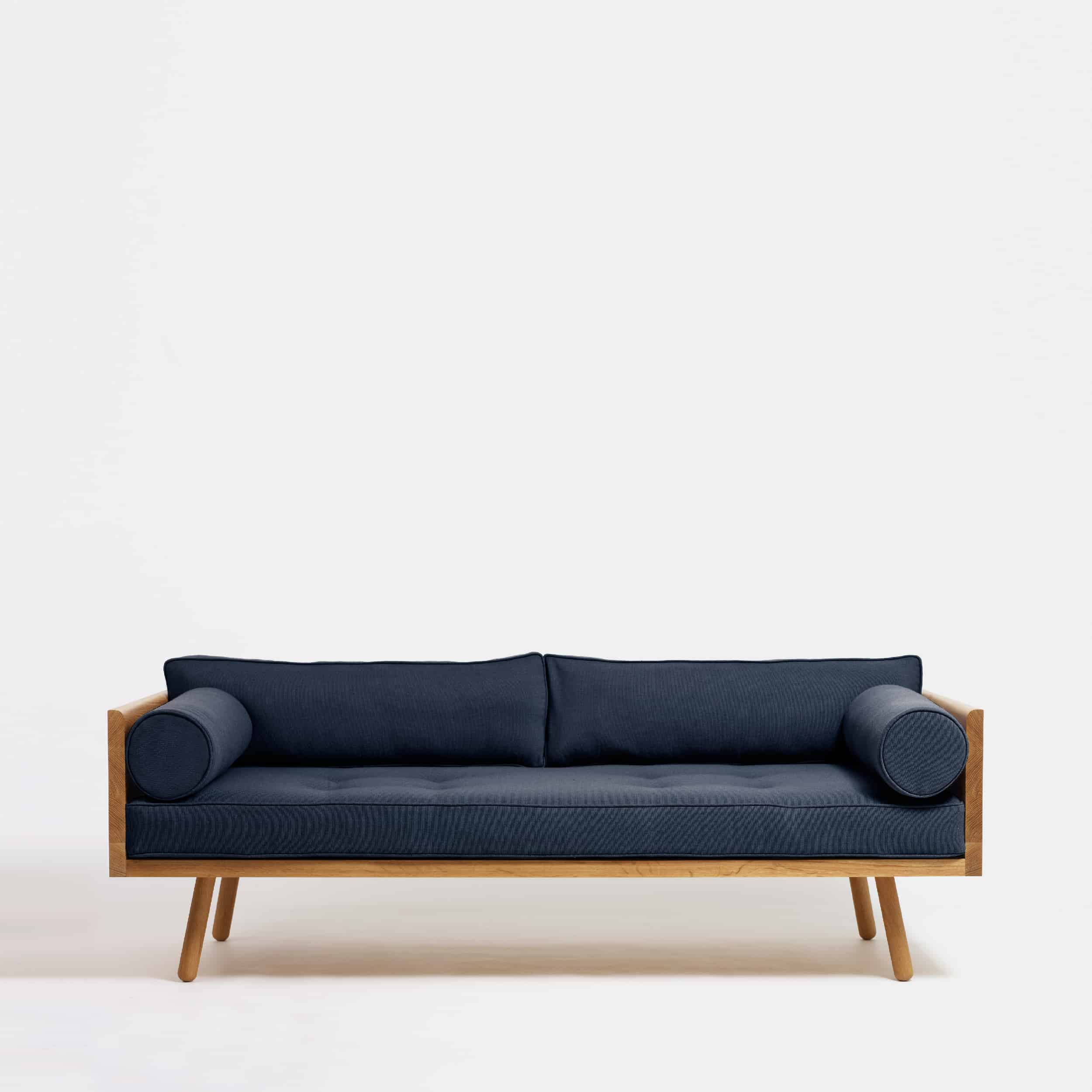 Oak Wood Sofa One by Another Country