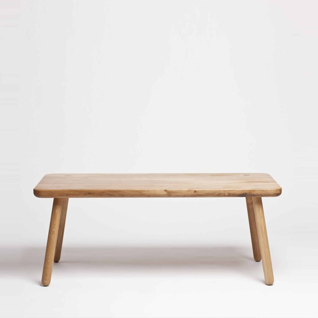 Coffe Table One in Oak by Another Country