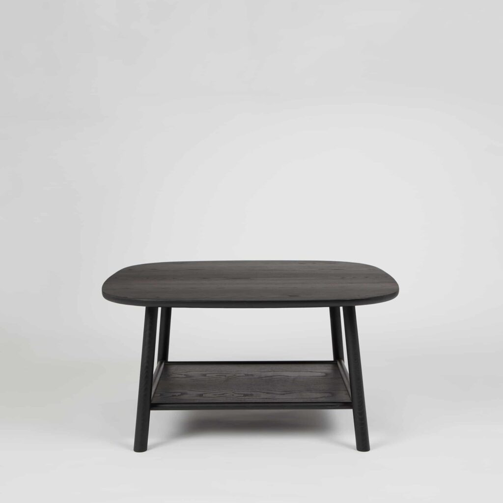 Black Hardy Coffee Table by Another Country