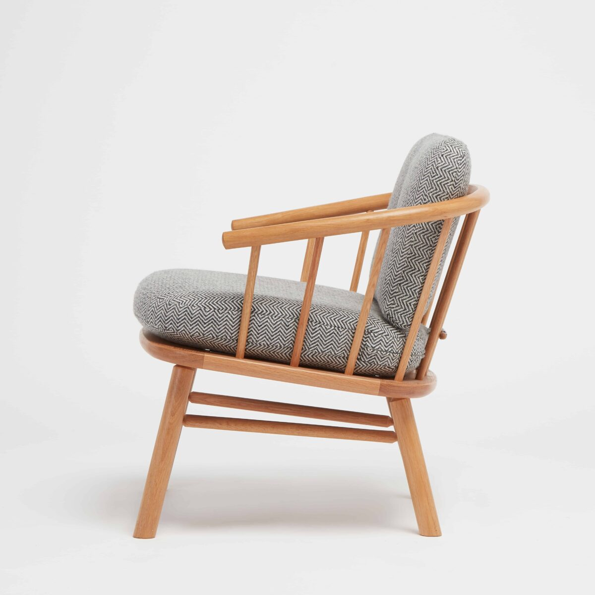 Hardy Chair in Oak by Another Country