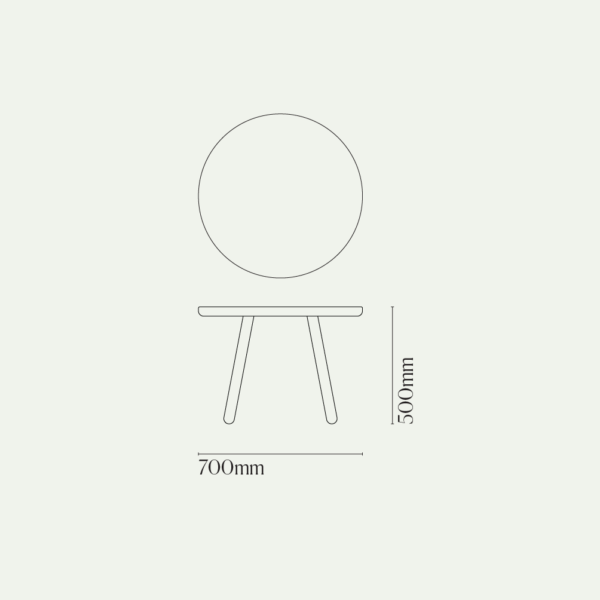 Kids Table One Diagram
