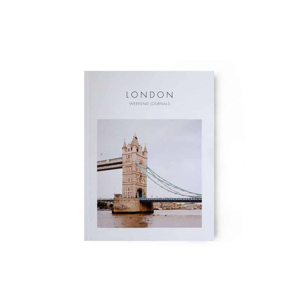 London by Weekend Journals web