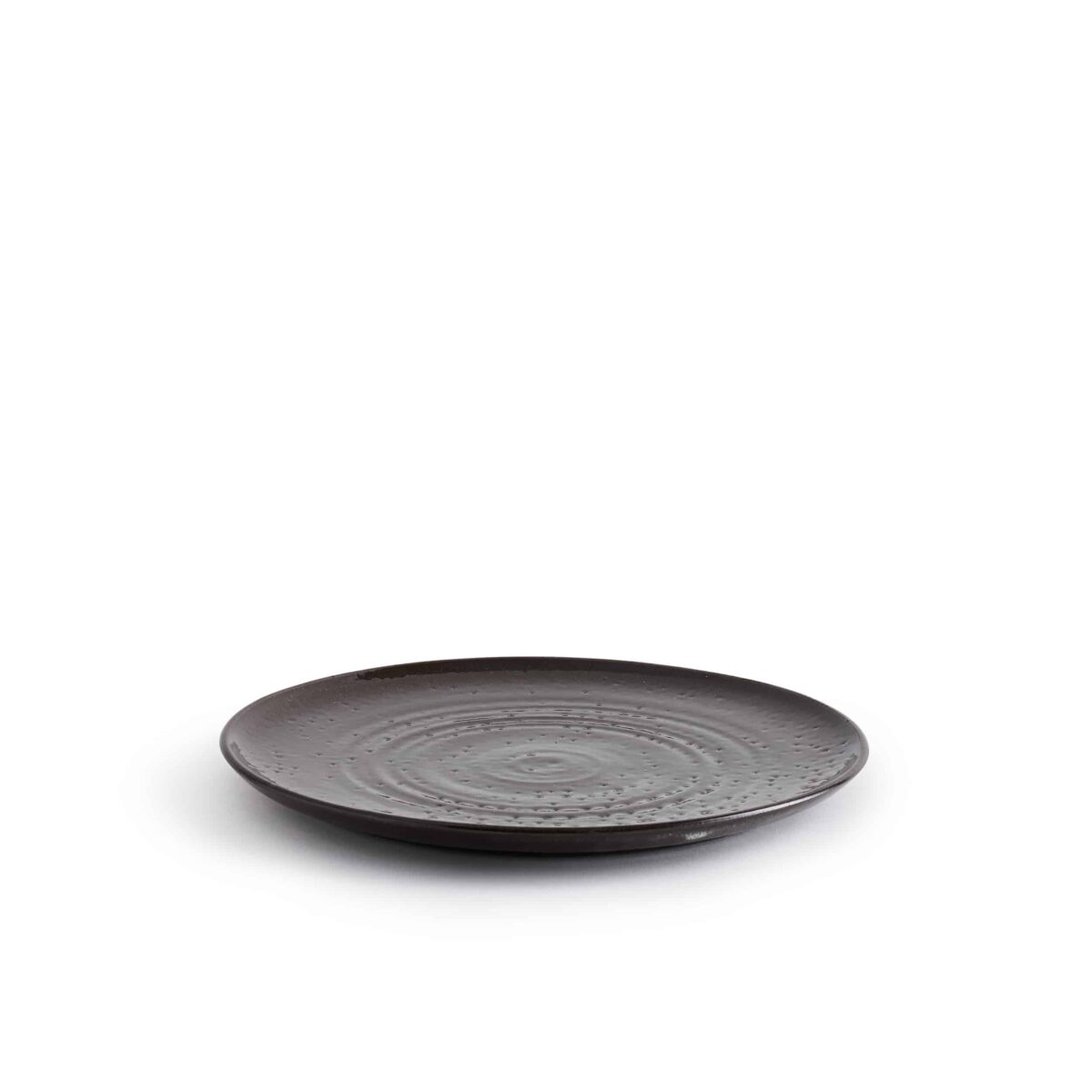 Marland Side Plate Gloss Black – Another Country – Photo Credit Yeshen Venema – web ready -21.11.185266