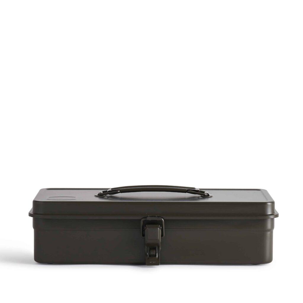 Trusco Olive Utility Box