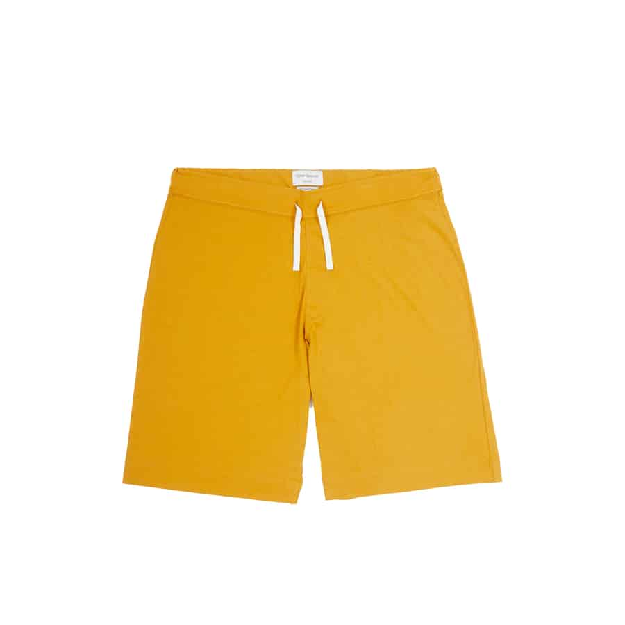 Oliver Spencer – Another Country-Comfort-Shorts-York-Ochre5-web ready