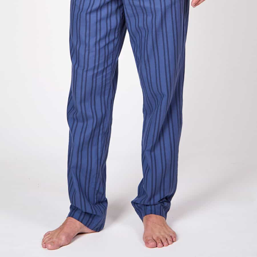 Oliver Spencer – Another Country-Pyjama-Trouser-Farrow-Navy3-web ready