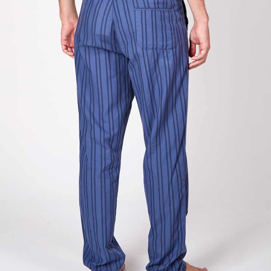 Oliver Spencer – Another Country-Pyjama-Trouser-Farrow-Navy4-web ready