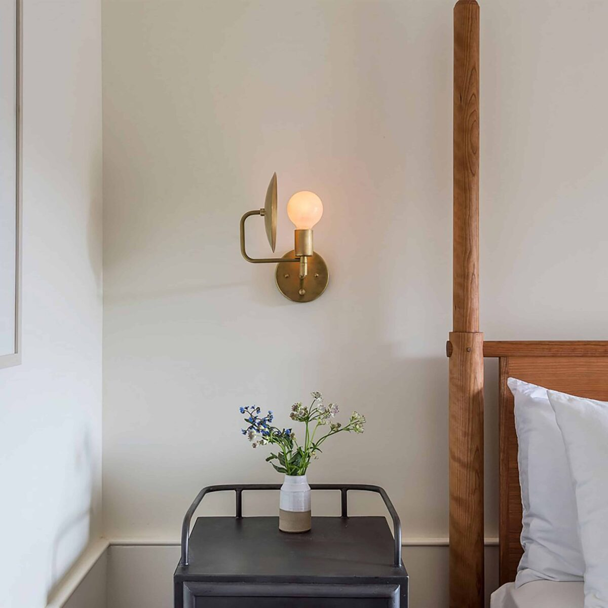 Orbit Sconce in Situ