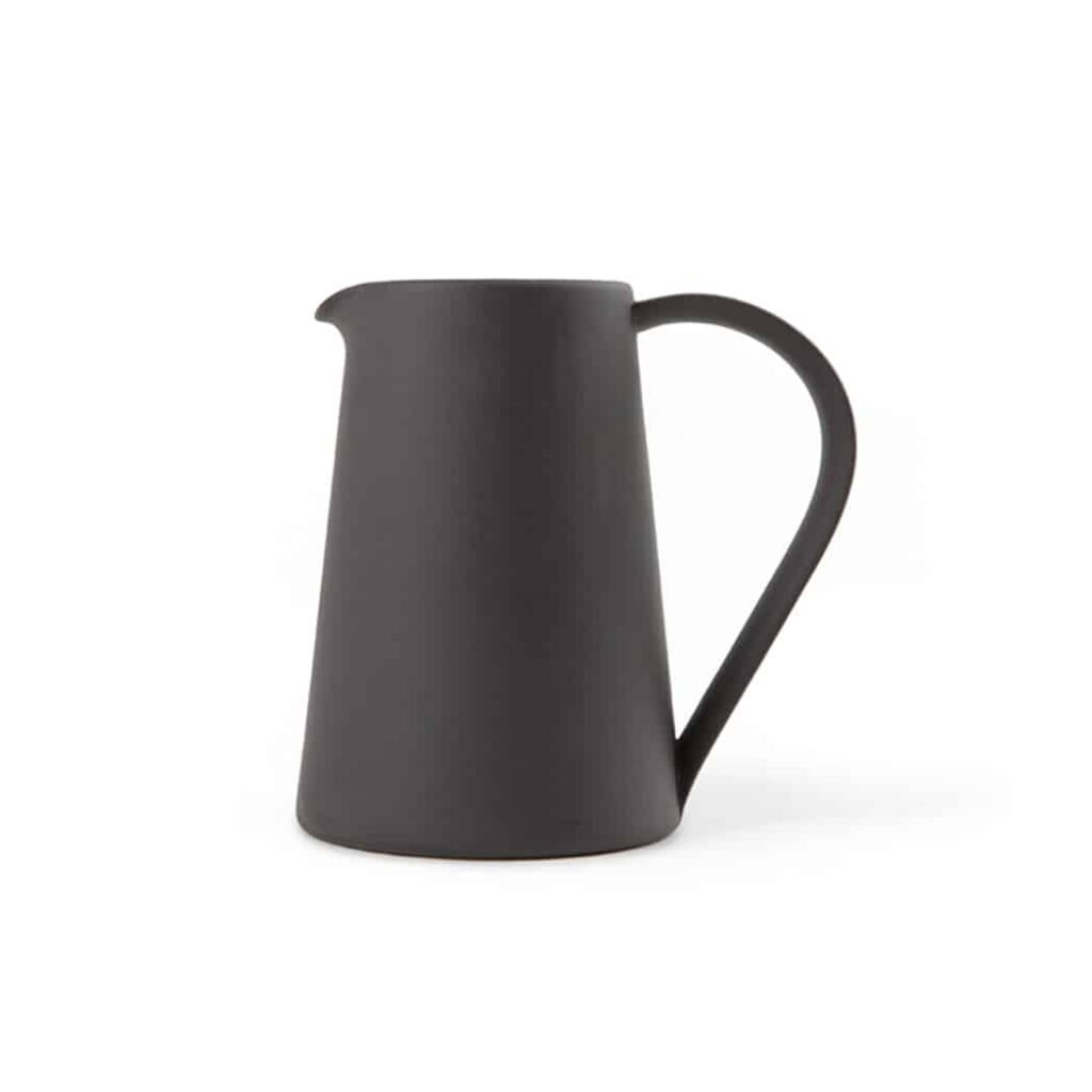 Another Country Black Pitcher
