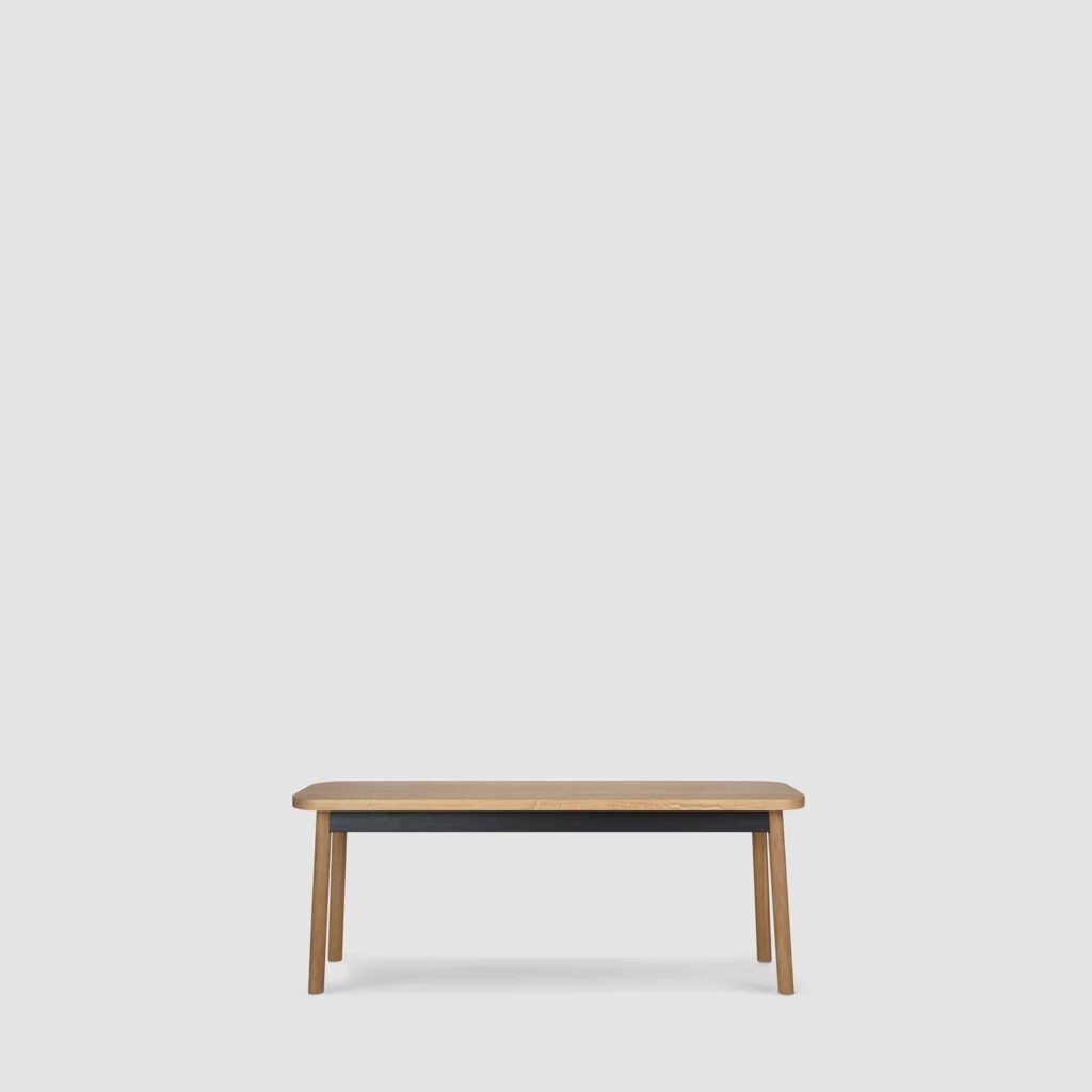 Semley Bench Small in Oak by Another Country