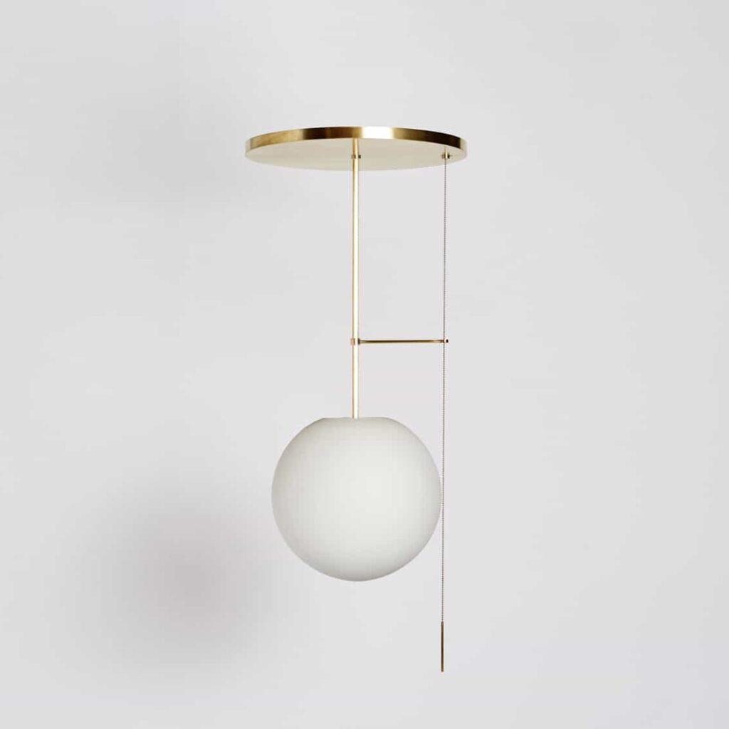 Signal Globe Brass