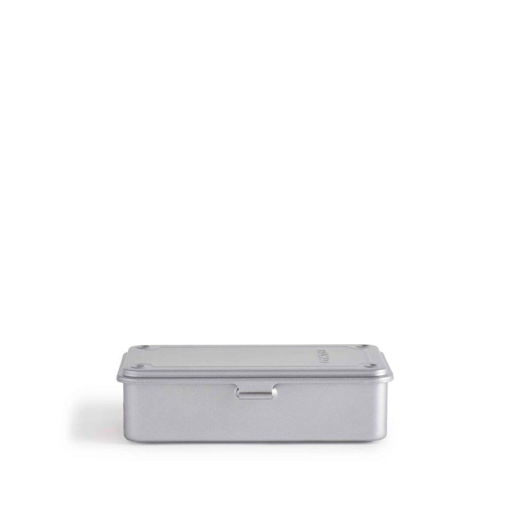 Silver Large Component Box by Trusco