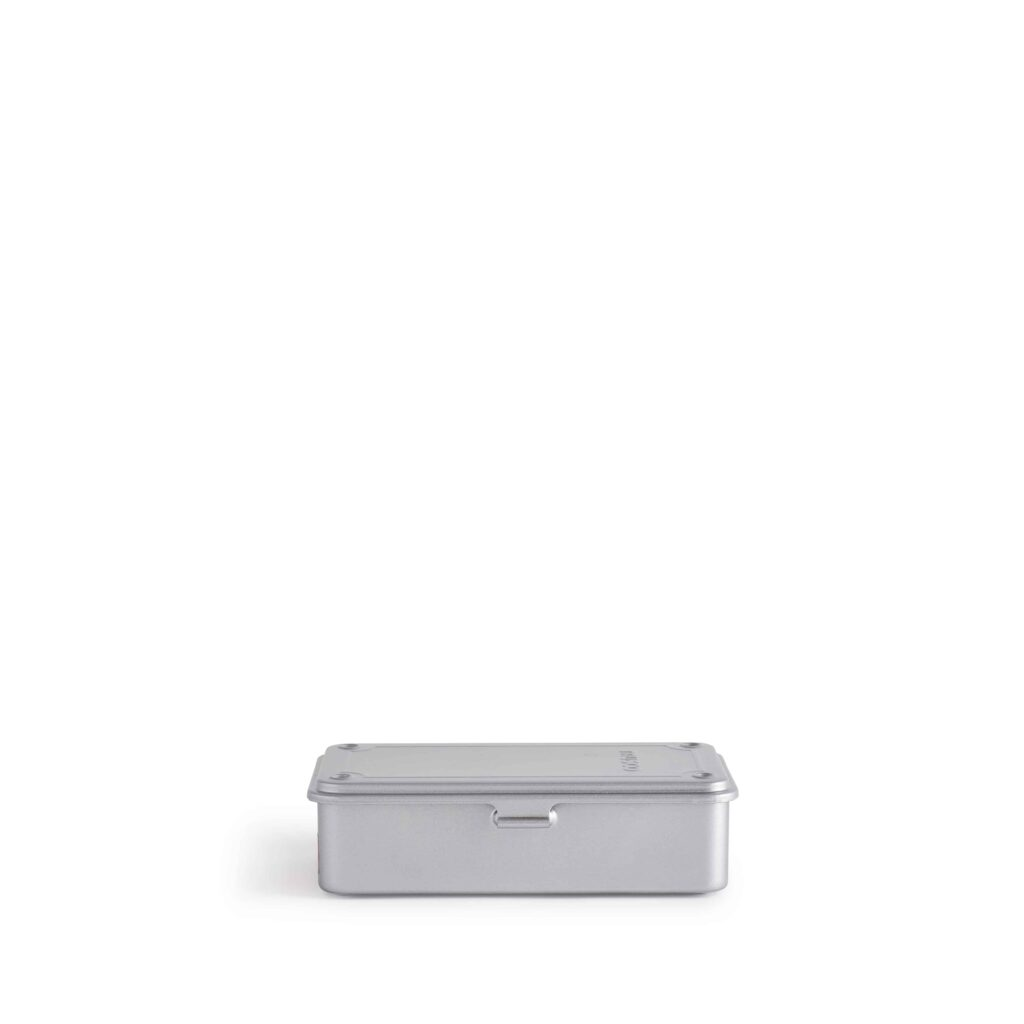 Silver Small Component Box by Trusco