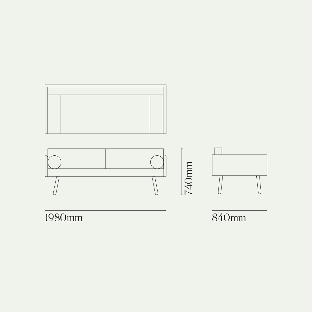 Sofa One Diagram