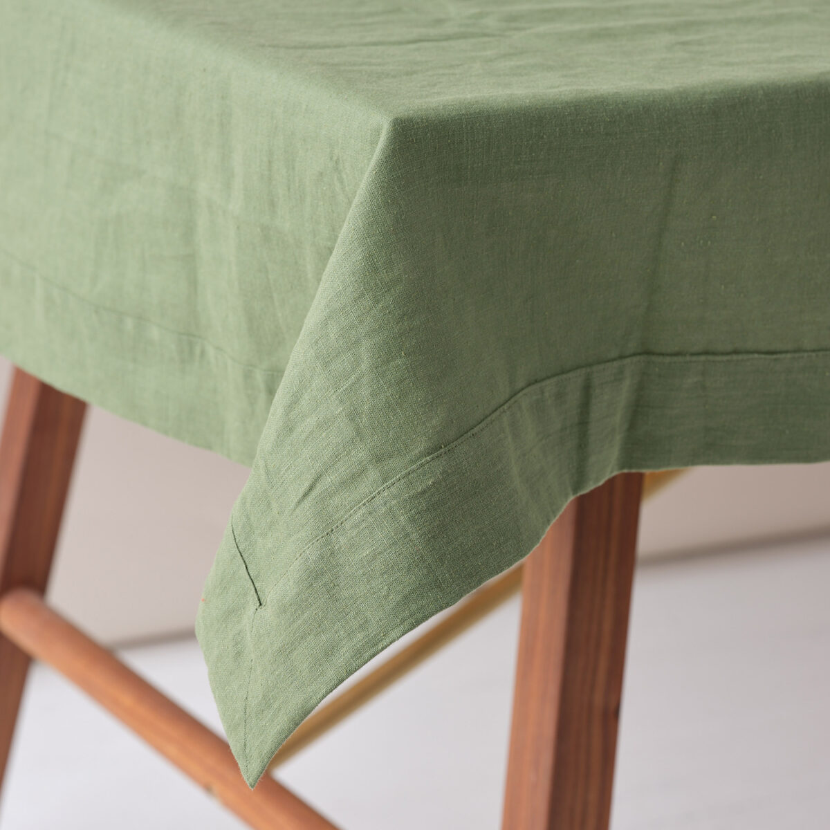 Tablecloth, Green 002