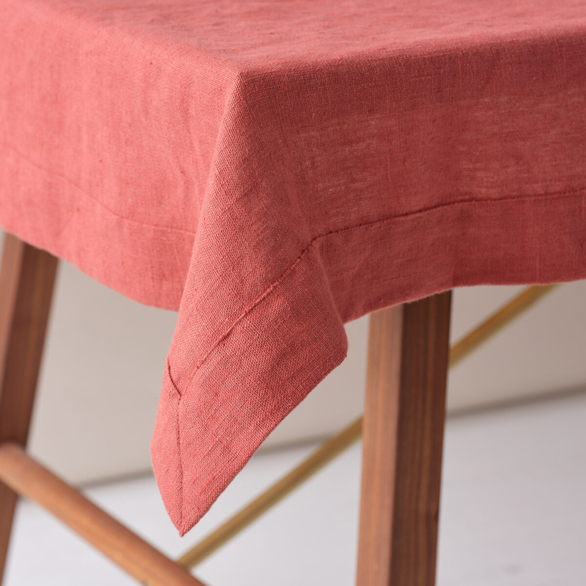 Tablecloth, Rust 001