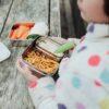 Three in One Lunch Box by Elephant Box