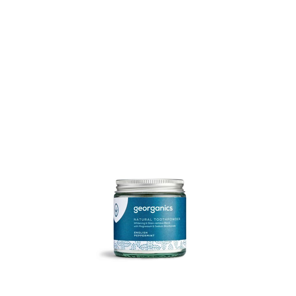 Peppermint Natural Toothpowder