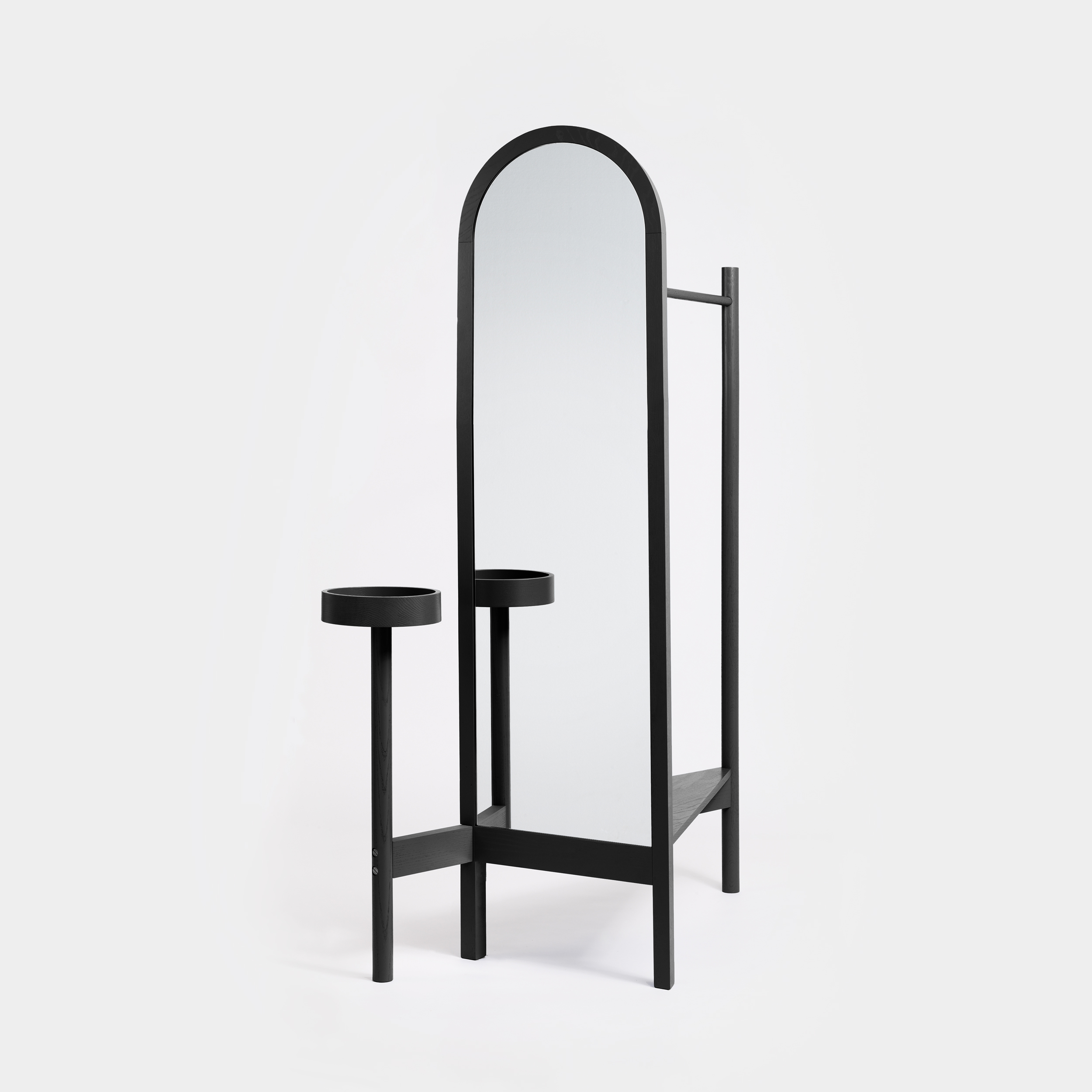 Valet stand with mirror IKEA | Valet