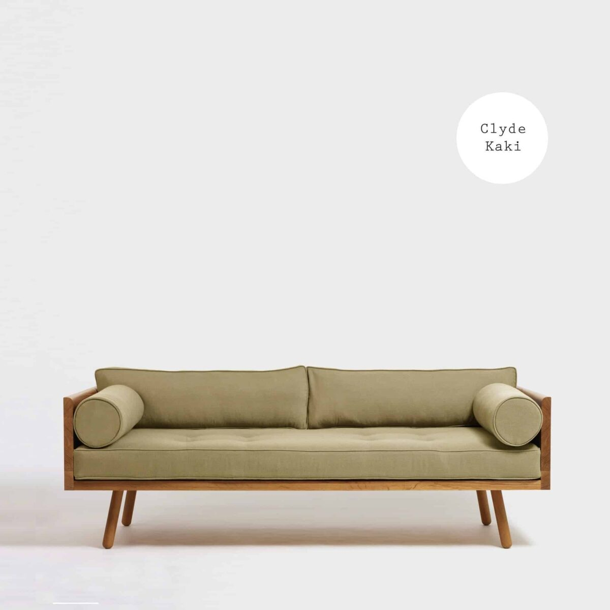 Another Country Sofa One Oak Natural Clyde Kaki