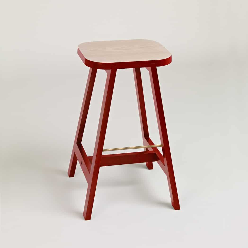 bar-stool-three-red-lacquer-beech