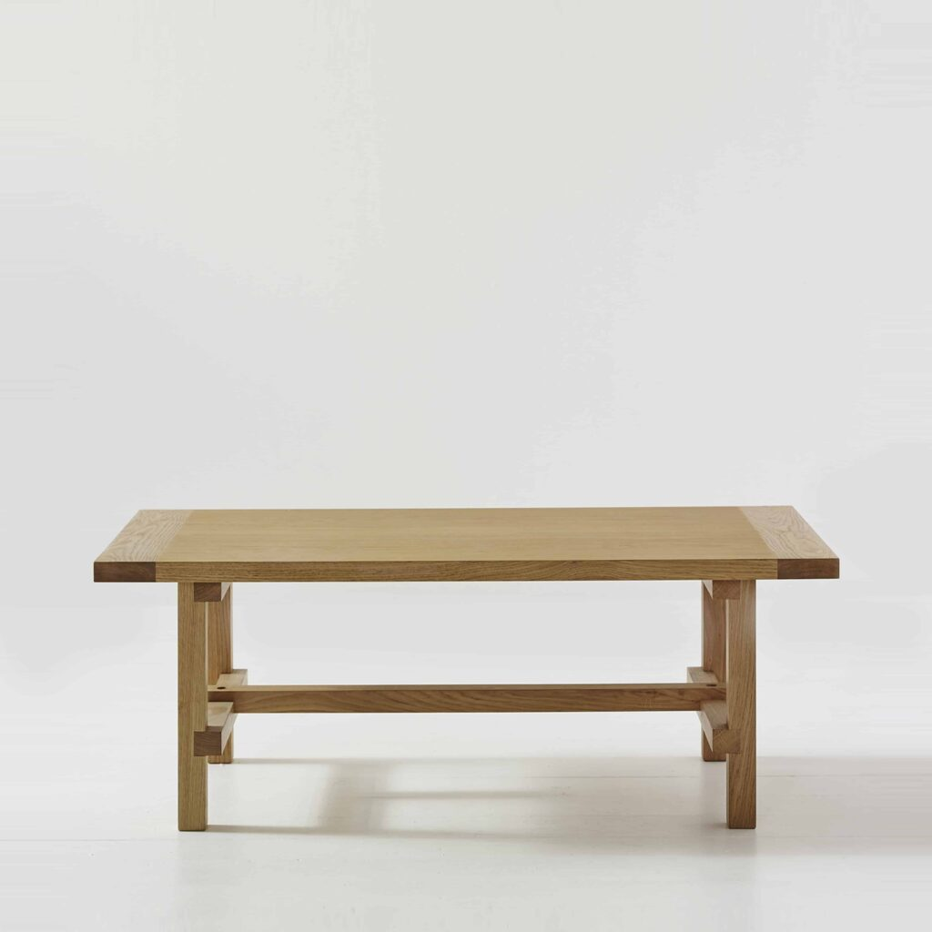 Coffee Table Four in Oak by Another Country