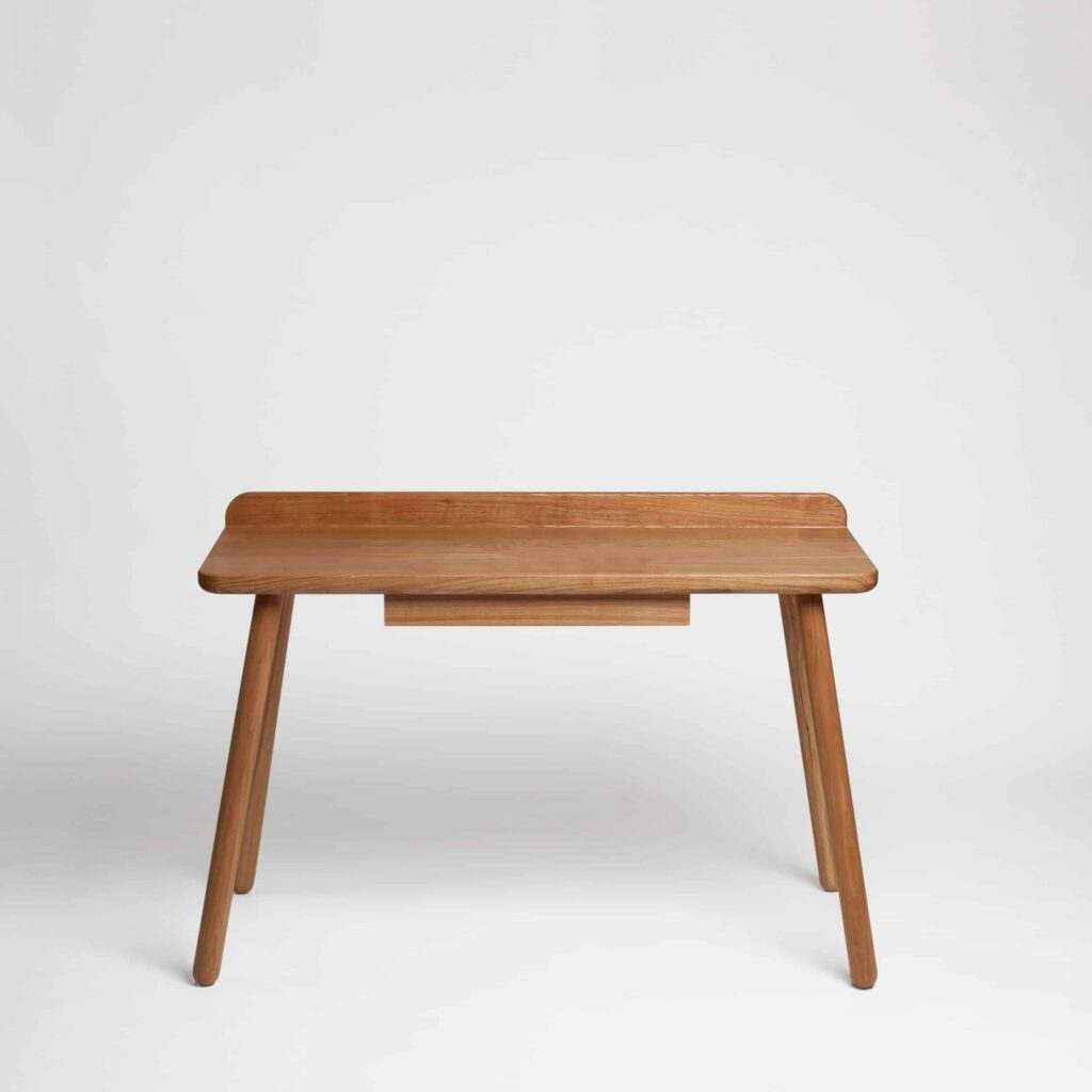 Small Oak Desk One by Another Another Country