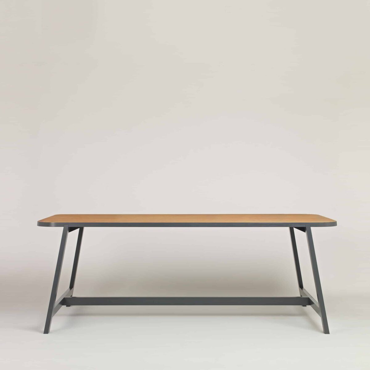 Profile Table Three Oak Grey