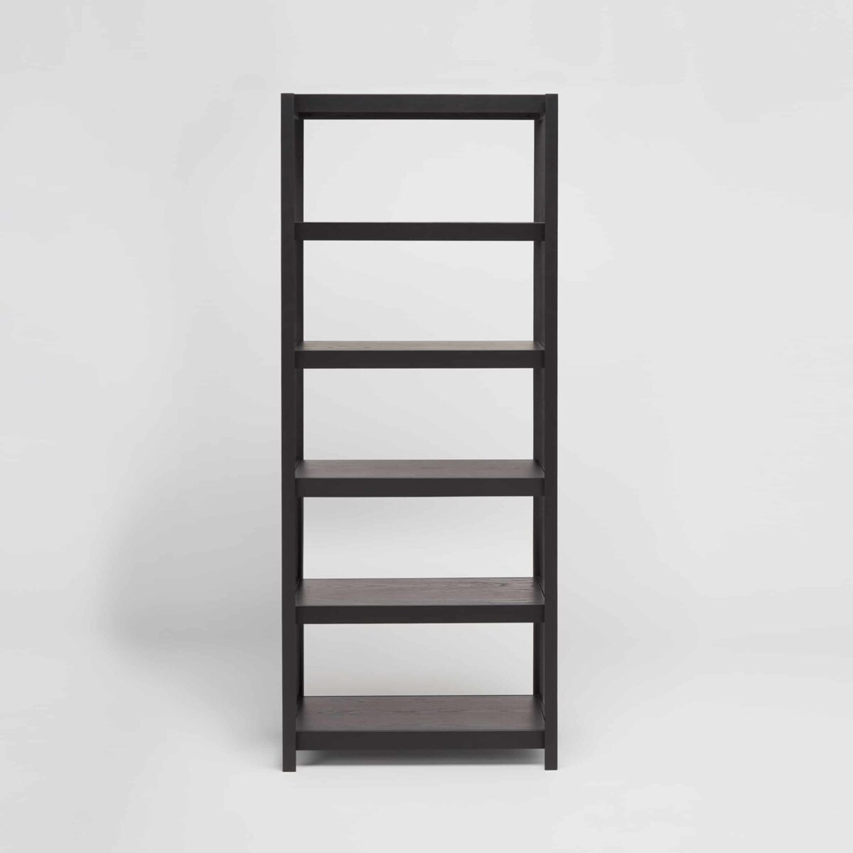Fram Tall Black Shelving
