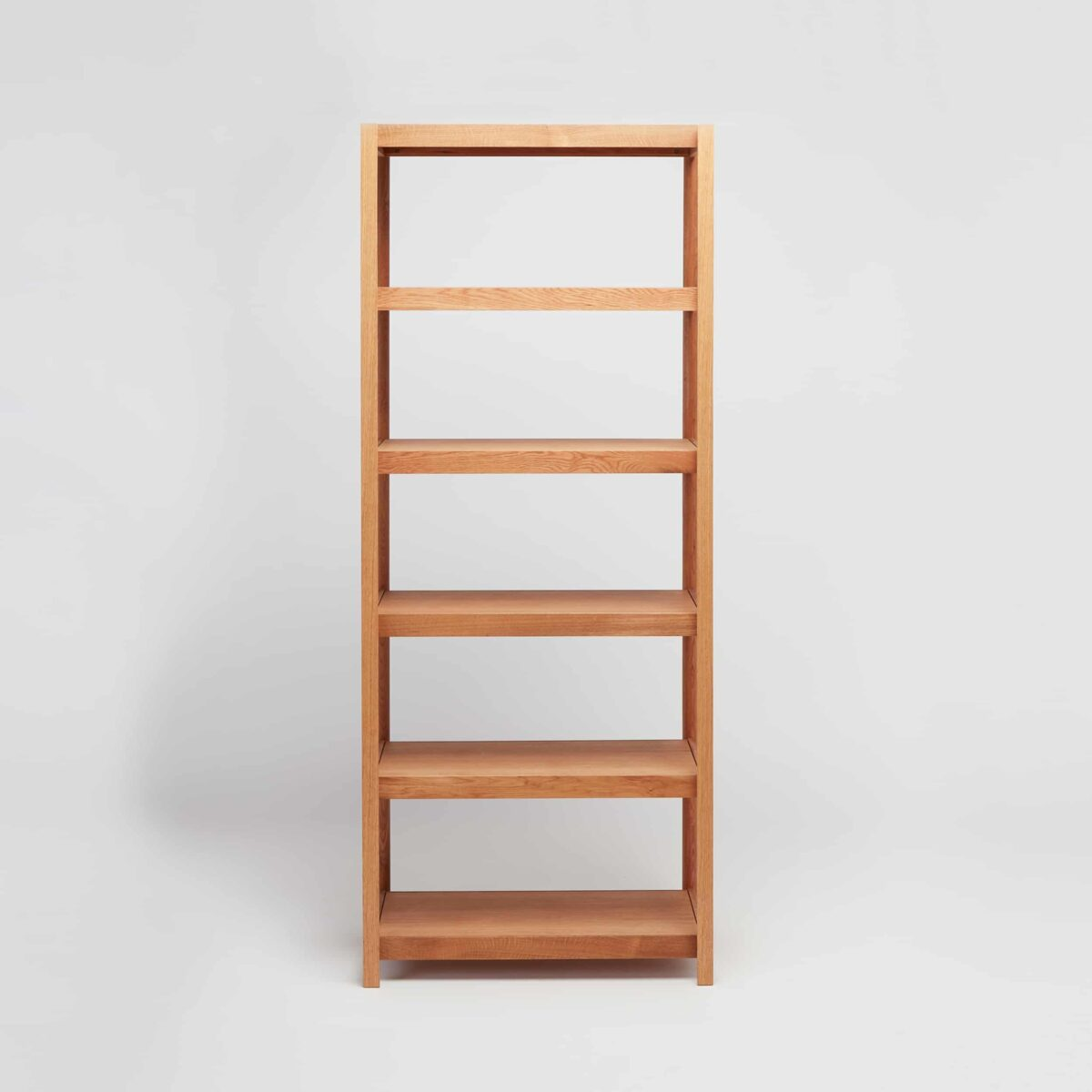 Fram Tall Oak Shelving