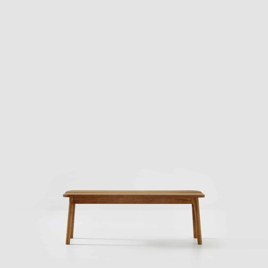 Semley Outdoor Bench by Another Country
