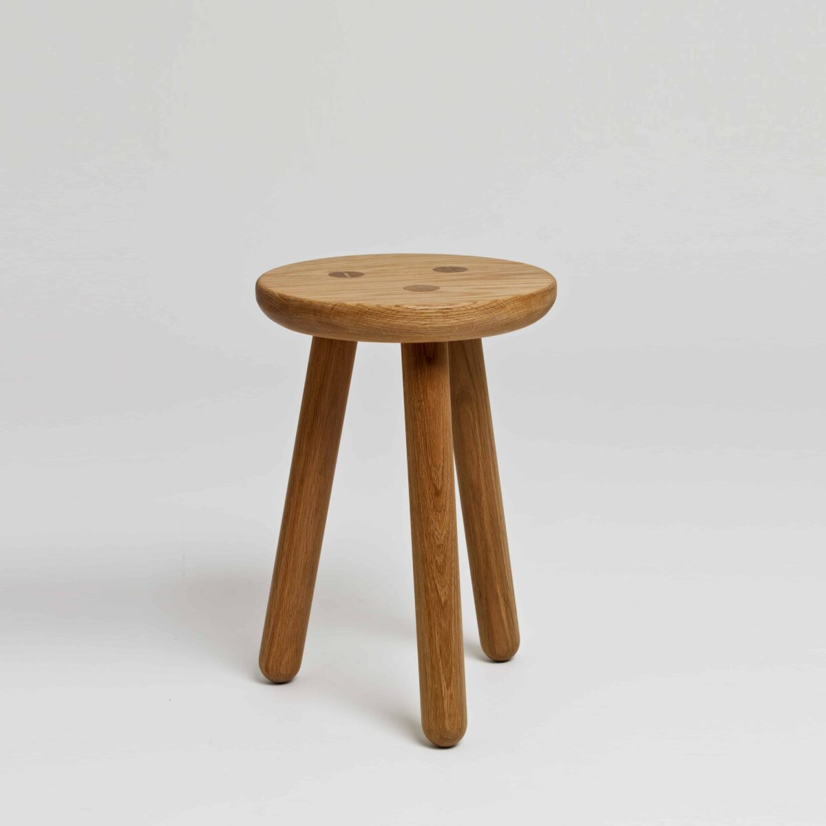 Oak Stool One