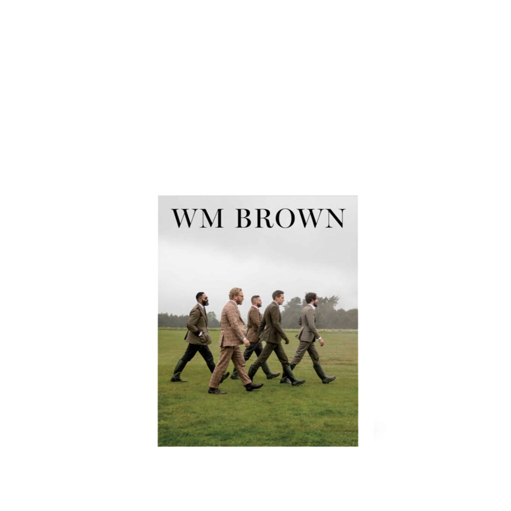 WM Brown Issue 3